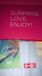 June's POPSUGAR MustHave Box