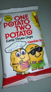 One Potato Two Potato BBQ Kettle Chips