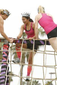 Go on Divas! Climb!